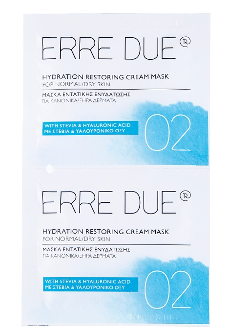 Hydration Restoring Cream Mask