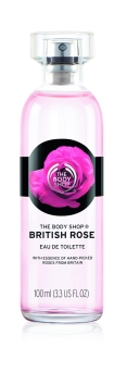 BRITISH ROSE EDT HR